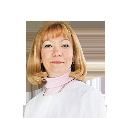 Галина Петровна Корженкова