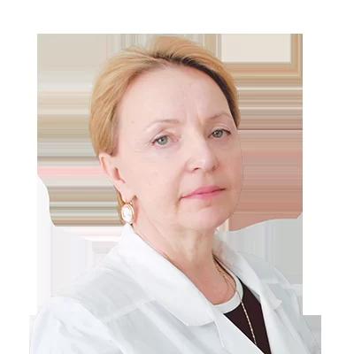 Вера Ефимовна Балан