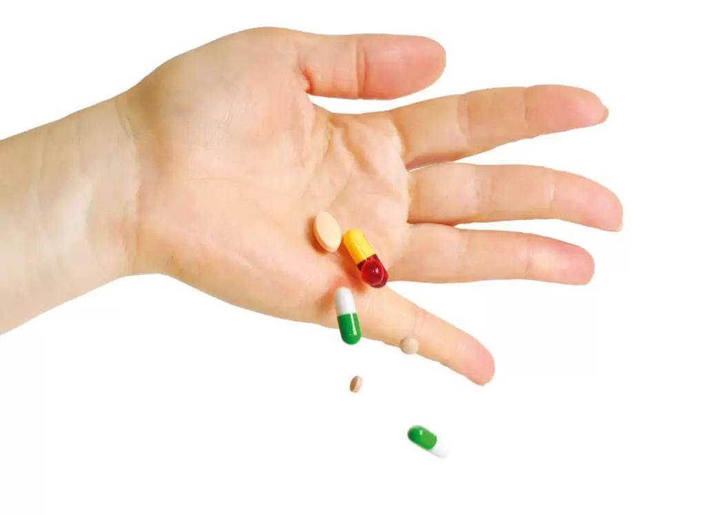 Витамины от ПМС